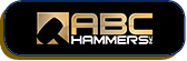 ABC Hammers, Inc.- 3 Piece Brass & Deadblow Hammer Set